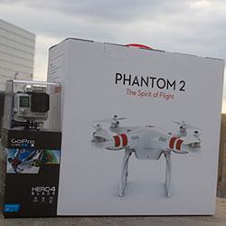 Three Razors Media Launches Real Estate Drone