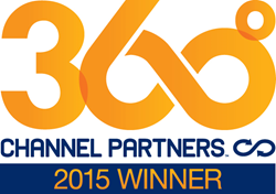 Channel Partners 360 Award