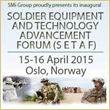 Future Soldier Programme Leaders from 13 nations come together to discuss the latest national and international soldier programmes and systems at SETAF 2015 in Oslo