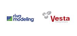 riva and vesta logos