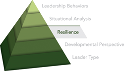Innovative Leadership Pyramid