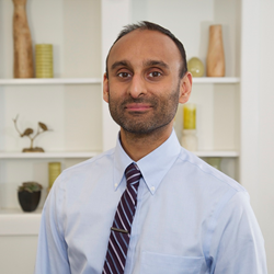 Dr. Alkesh Patel