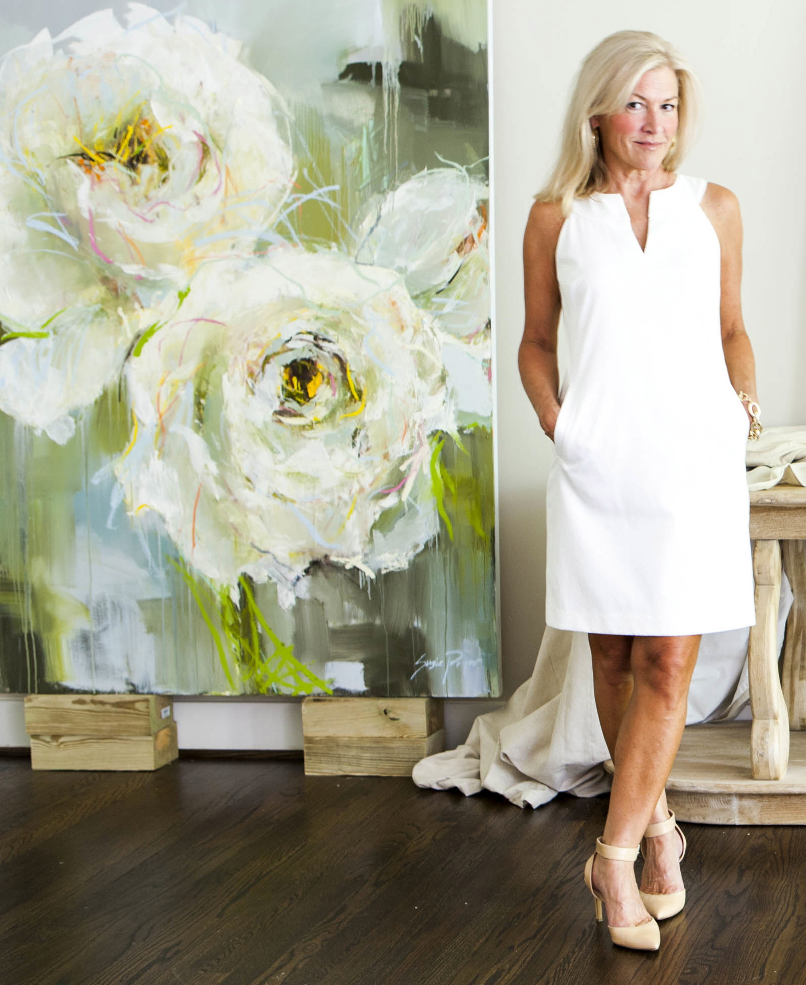 Pryor fine art gallery reaches milestone 25th year for Atlanta oil painting artists