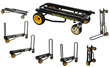 Rock-N-Roller® Multi-Cart® Goes Off-Road With New Ground...