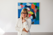 Anne-Marie Russell, New Executive Director for the Sarasota Museum of Art (SMOA)