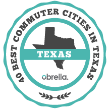 Best and Worst Commuter Cities Texas