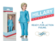 Better Than Barbie: Hillary Clinton Action Figure Takes Her Campaign...