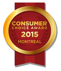 2015 Montreal Consumer Choice Award-Winners