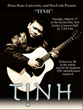 Internationally Renowned Vietnamese Guitarist and Storyteller Tinh Performs at DOCUTAH March 17, Event Also Features Screening of His Documentary Film