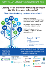 West Island e-Marketing Conference 2015