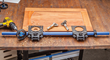 Rockler Simplifies Concealed Hinge Installation - JIG IT System...