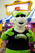 Launch Trampoline Franchising Mascot