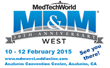 Medical Technology Innovator World Patent Marketing Miami Lights Up the MD&M West Trade Show at the Anaheim Convention Center