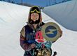 Monster Energy's Chloe Kim Wins Women's SuperPipe at the Burton U.S. Open Snowboarding Championships