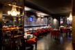 Jean-Pierre Gleize présente la nouvelle carte de son restaurant...