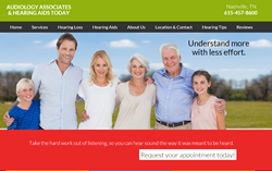 Audiology Associates & Hearing Aids Today Website
