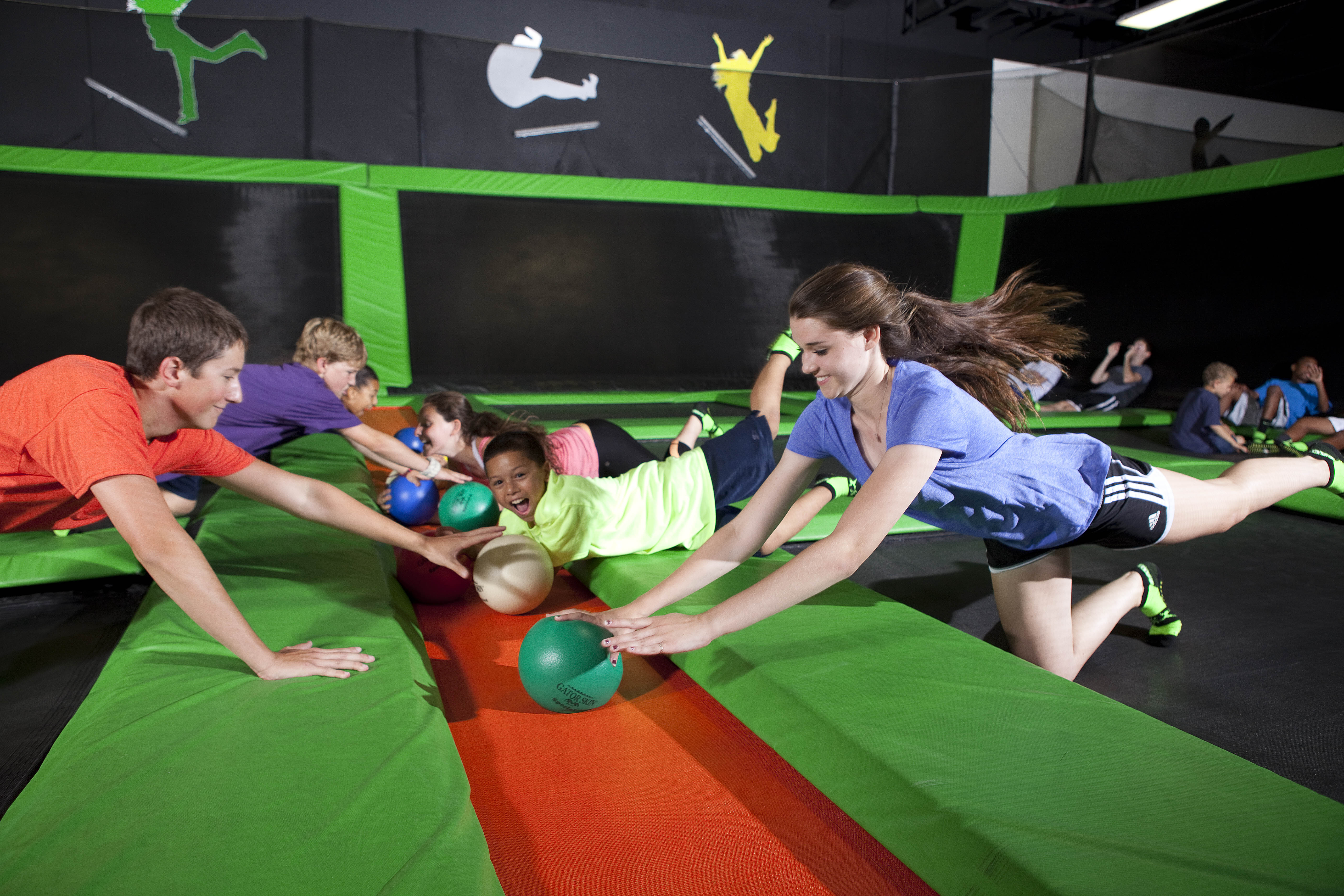 Launch Indoor Trampoline Park Nashua Dodgeball Launch Trampoline Park