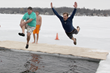 Winter Warriors Will Take the Plunge to Support Cancer Research Saturday, March 14, at Nagawicka Lake in Hartland, Wisconsin – Ellen's Icebreaker 2015