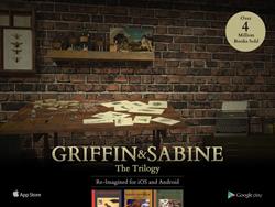 Kickstarter for Griffin & Sabine Trilogy