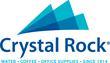 Crystal Rock logo