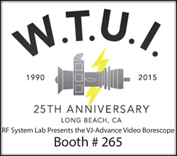 RF System Lab heads to WTUI