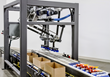 A large work envelope and up to 40kg payload in a compact footprint