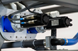 Highly-reliable dual servo motors provide simplified motion control