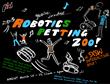 First Ever Robot Petting Zoo at SXSW Explores Robotics for Good