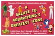 Museum of Broadcast Communications to Honor Advertising's Greatest Icons