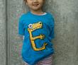 Narwall Monster Letter T Shirts