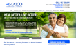Maico Audiological Services Educates Patients on How to Prepare for a Hearing Test