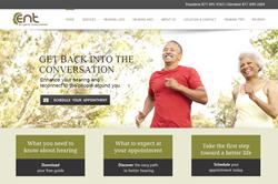 ENT Surgical Associates Website