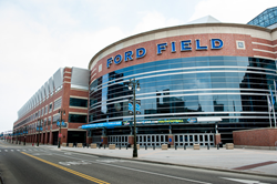 Patti Engineering - Manufacturing in America Symposium at Ford Field in Detroit