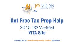 Jay Nolan Community Services - VITA TAX SERVICES