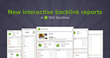 SEO SpyGlass Software Gets Updated with New Interactive Backlink...