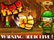 "Contender for 2015s Most Addictive Arcade Game ""MADFIST"" Now Available at No-Cost in both HD and Retro Versions"