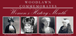 Woodlawn Cemetery Celebrates Women's History Month
