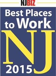 2015 NJBIZ Best Places to Work