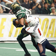Arena Football League Extends Mandate for Head Impact Sensors