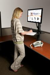 Simple Sit Stand TaskMate EZ
