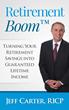 Jeff Carter Announces Publication of New Book Retirement Boom™