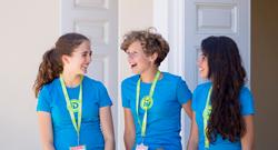 Girls at iD Tech Camps Summer Program
