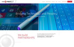 Abcomrents Web Launch
