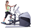 New XT-One™ Cross-Trainer from Octane Fitness Does it All With...