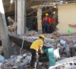 Rescue Effort at Mexico City Maternity Hospital
