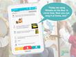 Joining Preschoolers' Serenades: Childcare App Helps Parents Reinforce Learning