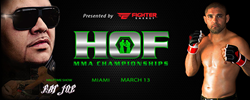 Fighter Energy® Title Sponsor of House of Fame Pro MMA: Nations Collide