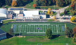 synthetic turf, artificial turf, hiram college, xtreme turf, sports turf, prograss, act global