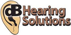 dB Hearing Solutions Logo