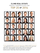 Climb Real Estate Group Announces Top Producers for 2014